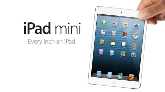 ipad  mini, features