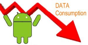 decrease data consumption