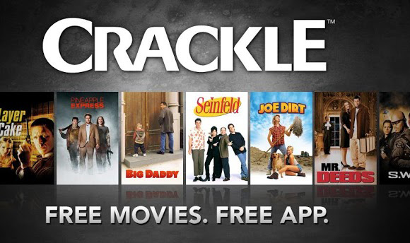 crackle movie app
