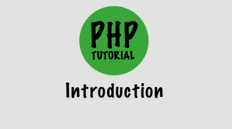 php tutorial introduction jeeskdenny