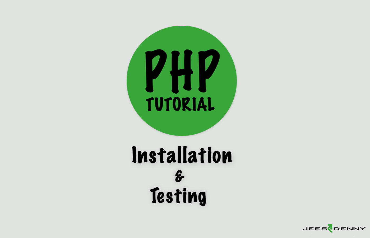 Php tutorial for beginners and advanced developers installation php tutorial installation and testing baditri Gallery