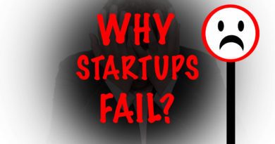 why startup fail